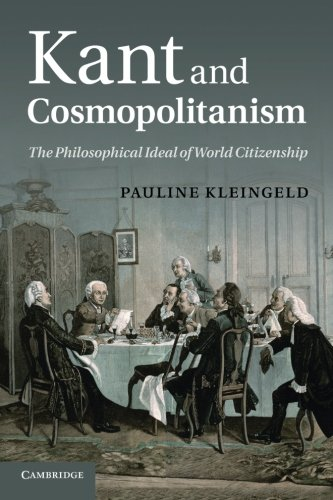 Kant and Cosmopolitanism: The Philosophical Ideal of World Citizenship PDF