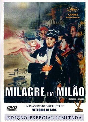 Milagre em Milão - ( Miracolo a Milano ) Vittorio De Sica | Amazon.com.br