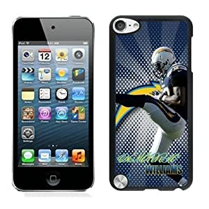 NFL San Diego Chargers iPod Touch 5 Case YMH91462 NFL Hard Fashion Phone Cases by kobestar