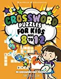 Crossword Puzzles for Kids Ages 8 to 12: 90