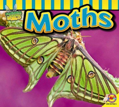 Read Online Moths (Fascinating Insects) ebook