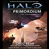 Halo: Primordium: The Forerunner Saga, Book 2 | Greg Bear