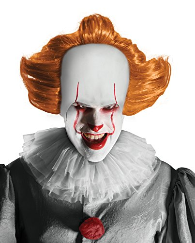 Scary Clown Make Up (Rubies Pennywise IT Movie Make-Up Kit)