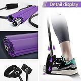 Lintelek Portable Pilates Bar Kit with Resistance