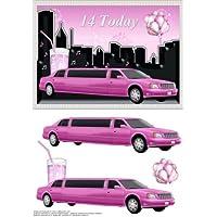 Pink Limo 14 por Chris Harland