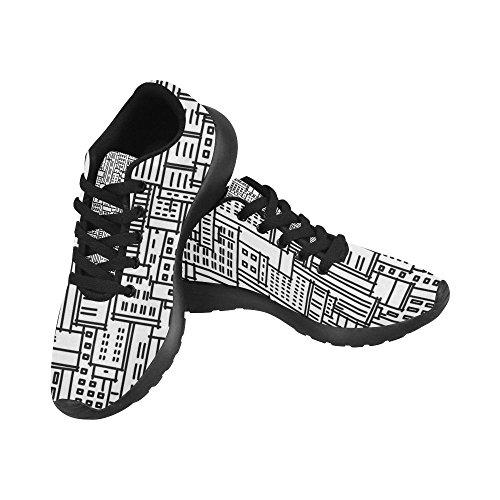 Scarpe Da Running Da Donna Di Interestprint Scarpe Da Ginnastica Sportive Leggere E Leggere