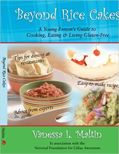 Beyond rice cakes a young persons guide to cooking eating beyond rice cakes a young persons guide to cooking eating living gluten free vanessa maltin 9780595404247 amazon books forumfinder Choice Image