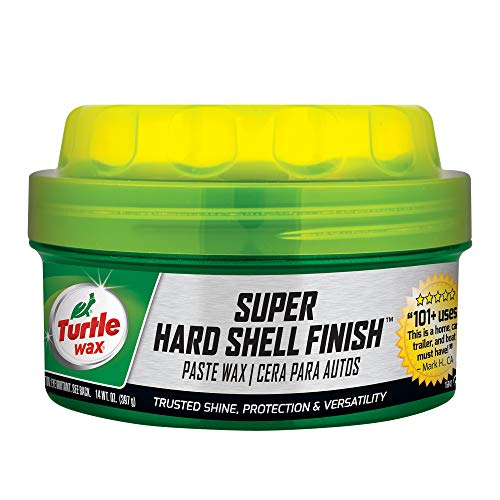 Turtle Wax T-222R Super Hard Shell Paste Wax - 14 oz.