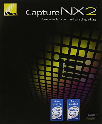 Nikon Capture NX 2 Full Version by Nikon