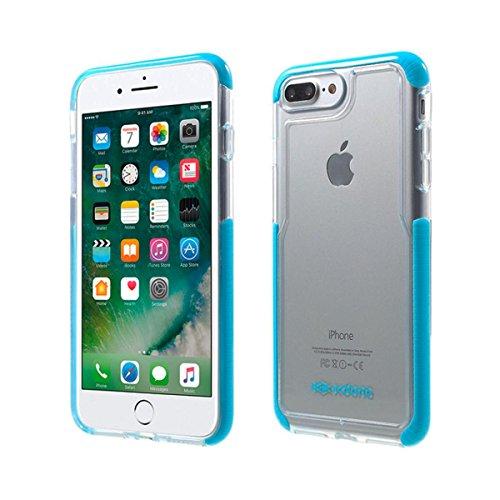Capa Para Iphone 7 Plus Iphone 8 Plus Anti Impacto, X-Doria, XD55-02, Azul