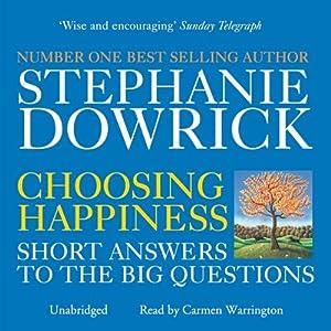 Choosing Happiness Audiobook