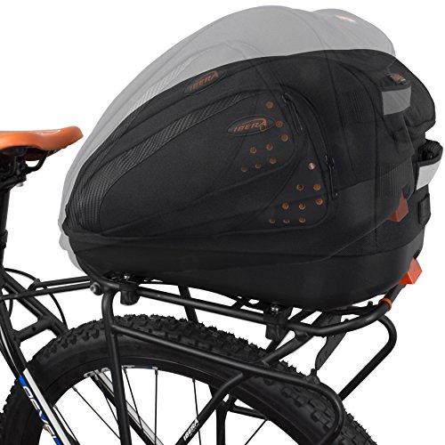 Ibera Bicycle PakRak Commuter MultiMount Bag by Ibera (Image #7)