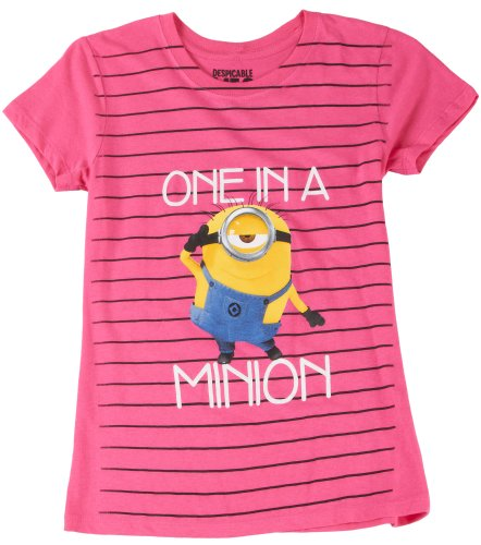 juniors-despicable-me-2-stripe-minion-juniors-slim-t-shirt-size-l