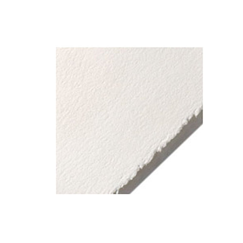 Legion Stonehenge Paper, Cotton Deckle Edge Sheets, 22 X 30 inches, Warm White, Pack of 10 (F05-STN250WWH10) LEGION PAPER