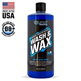 Slick Products Wash and Wax Super Concentrated Car Wash Soap