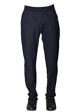 Le Coq Sportif Pantalon Tricolore Slim Denim  Amazon.fr  Vêtements et  accessoires e16573faf39a