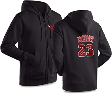 Chicago Bulls Michael Jordan Zip Sweat à