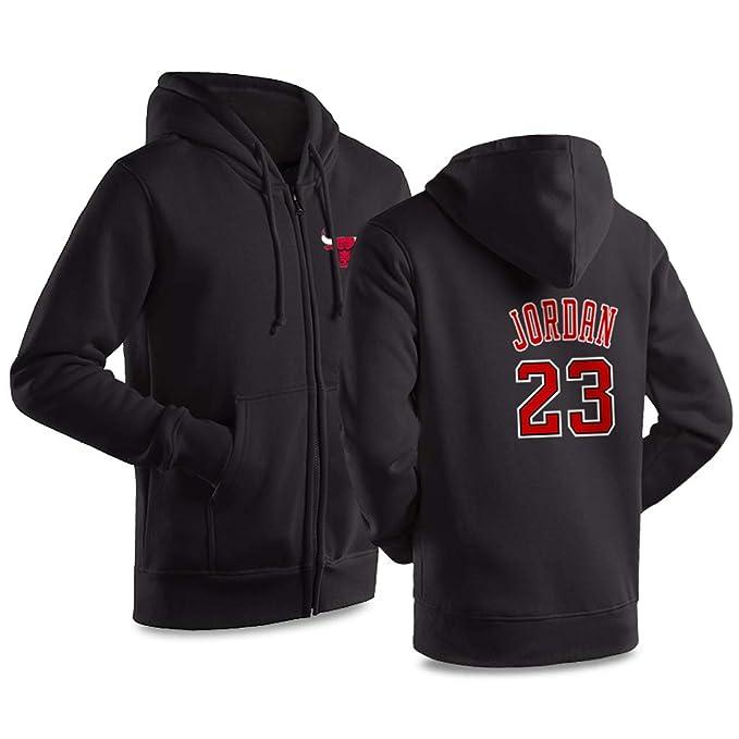 MFsports Chicago Bulls Michael Jordan Cremallera Sudadera ...