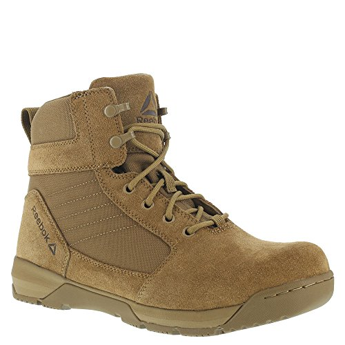 Reebok Heren Strikepoint 6 Tactische Laars Ronde Teen Tan 9 D