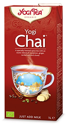 Yogi Tea Bio Yogi Chai, 1 l