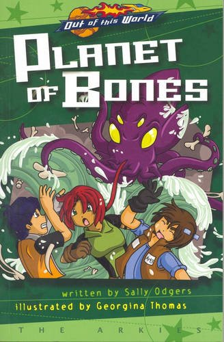 Read Online Planet of Bones (Graphic Novel) (Out of This World) PDF