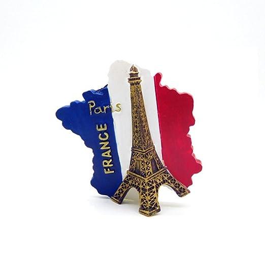 UmerBee Famosa atracción imanes de nevera Francia París Torre ...