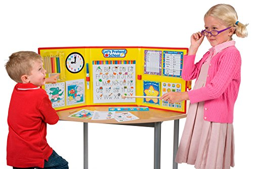 Amazon.com: ALEX Toys Let's Pretend School: Toys & Games