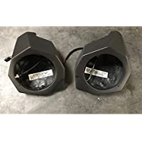 SSV Works X3-65U Front Kick Pods for 6.5 Speakers