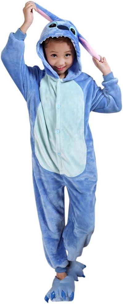 Moollyfox Pijamas Ropa de Dormir Disfraz de Animal Cosplay Para ...