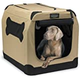 Petnation Indoor/Outdoor Pet Home, 36-Inch, for Pets up to 70 Pounds