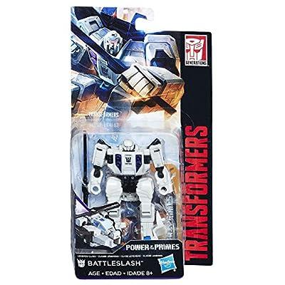 Transformers: Generations Power of the Primes Legends Class Battleslash: Toys & Games
