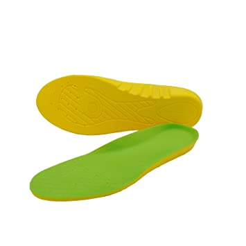 5b1cf739ba HappyStep New Orthotic Memory Foam Insoles Provides Extra Cushion Under  Ball of The Foot and Heel
