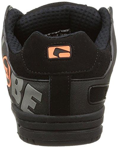 GlobeTilt, Zapatillas de Skateboarding Hombre Negro (Black/Silver Grey)