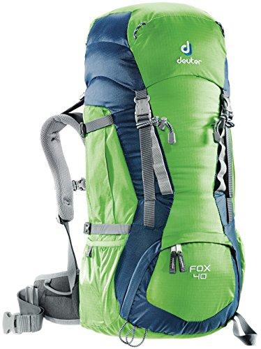 Deuter Fox 40 Kid's Hiking Backpack, Spring/Midnight by Deuter