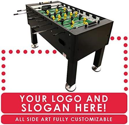 Sala de juegos Guys Custom Home mesa de futbolín: Amazon.es ...