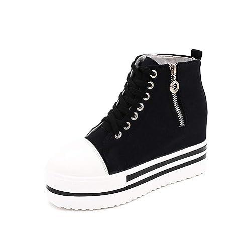 91cfbcad01a Canvas Shoes for Women Platform