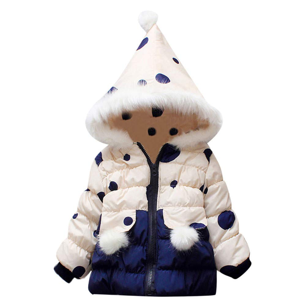 MERICAL Cleanrance Coat for Women Kids Coat for Baby Winter Cartoon Outerwear Cloak Jacket Thick Warm Hooded Outerwear Clothes