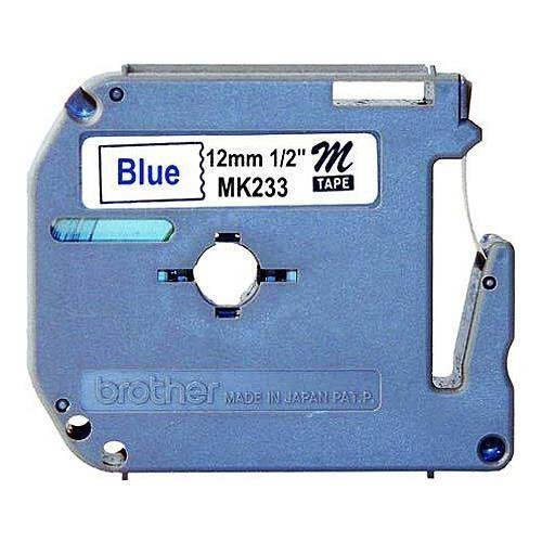 Brother MK233 Labels - 12mm (1/2