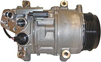 BEHR HELLA SERVICE 8FK 351 110-751 Compresor, aire acondicionado: Amazon.es: Coche y moto