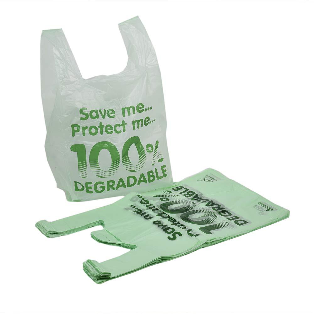 We Can Source It Ltd - 100 X Grande Verde Claro Biodegradable ...