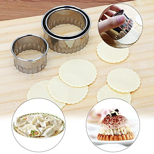 SaveStore 3pcs Dumpling Mold Dumpling Maker Ravioli