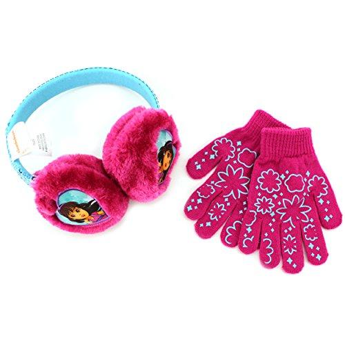 Beanie Boo Girls Earmuff and Glove Set