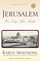 Jerusalem: One City, Three Faiths Paperback