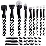 Makeup Brush Set, DUcare 12 Pieces Professional Eye Makeup...