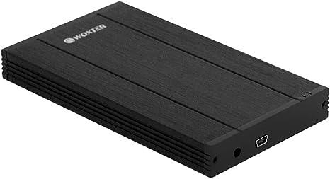 Woxter i-Case 240 - Caja Externa para Discos Duros de 2.5 Pulgadas ...