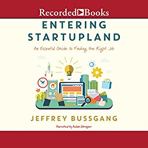 Entering StartupLand Audiobook