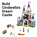 LEGO Disney Princess Cinderellas Dream Castle 41154 Building Kit