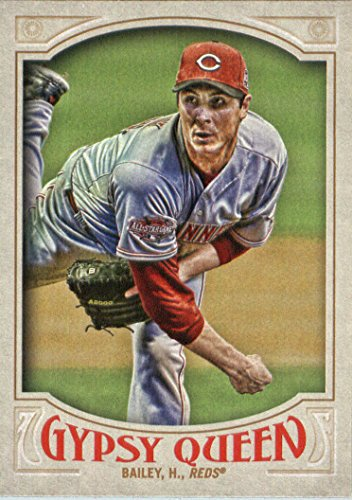 2016 Topps Gypsy Queen Baseball #274 Homer Bailey Cincinnati Reds