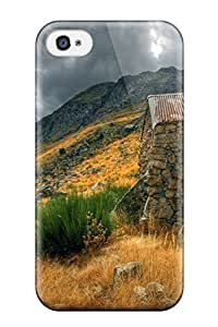 Perfect Fit EtPXTcD3881NHqat Stone Cabin Case For Iphone - 4/4s