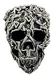 Ebros Aphrodite Curse Voodoo Erotic Female Ghosts Skull Statue Ossuary Skull Of Tantric Lovers Decorative Figurine 7.5''L